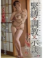 緊縛調教肉奴名媛妻 加藤綾野