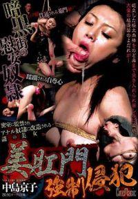 暗黒街的慰安奴隷 強制侵犯美肛門 中島京子