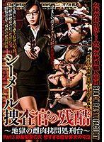 第三性搜查官的殘酷 ~地獄的雌肉拷問處刑台~ Part2:野島梨奈之穴 悽慘痙攣昇天大哭